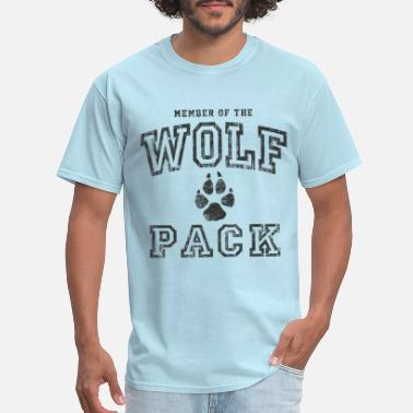 Hangover Wolf Pack - Men's T-Shirt