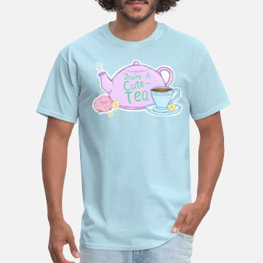 Goth Your'e a Cute~Tea - Men's T-Shirt