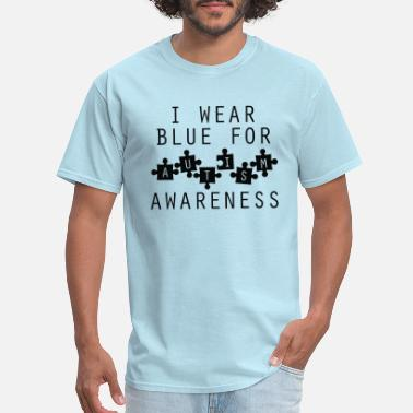 Autism Awareness Day Autism Awareness - Men's T-Shirt