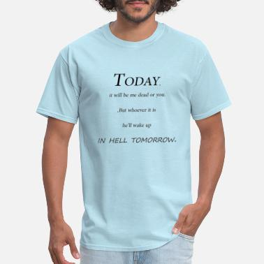 Tommy Shelby Tommy Shelby Quotes - Men's T-Shirt
