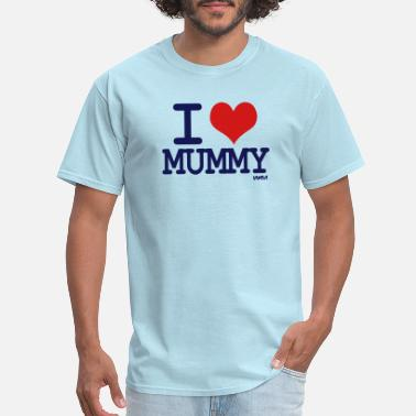 fc6ba789 I Love Mummy i love mummy by wam - Men's ...