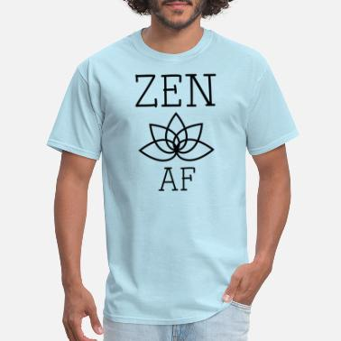 Meditation Zen AF - Men's T-Shirt