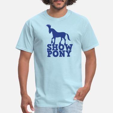 Pony SHOW PONY - Men's T-Shirt