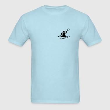 kayak - Men's T-Shirt