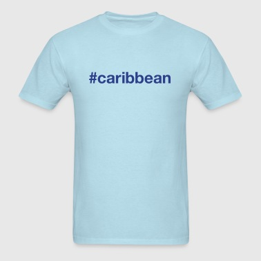 caribbean - Men's T-Shirt