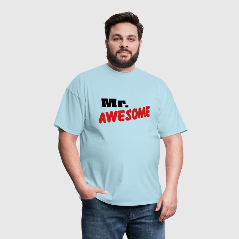 Mr. Awesome - Men's T-Shirt