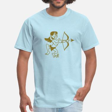 Valentinsdag Cupid - Men's T-Shirt