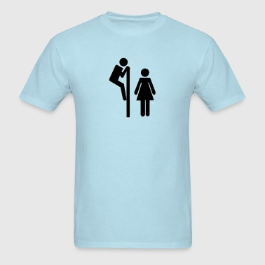 Toilet - Men's T-Shirt