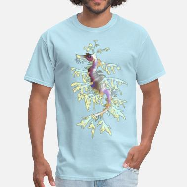 Leafy leafy sea dragon - Men's T-Shirt