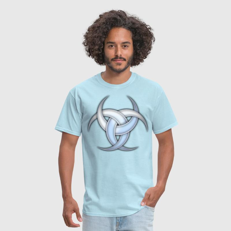 Moonstone Triple Crescent - Men's T-Shirt