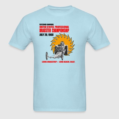 Dragster Championship - Men's T-Shirt