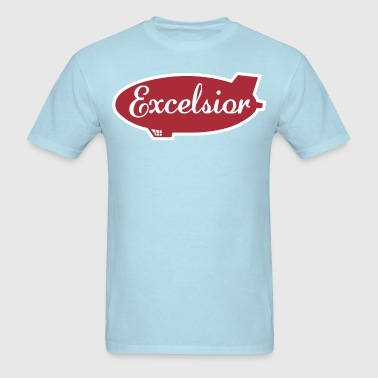 Excelsior (archer) - Men's T-Shirt