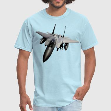 Fighter Jet - Men's T-Shirt