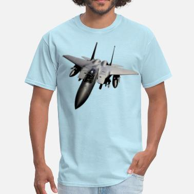 Jet Fighter Fighter Jet - Men's T-Shirt