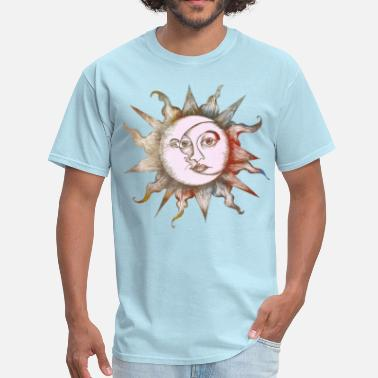Sun Design Sun - Men's T-Shirt