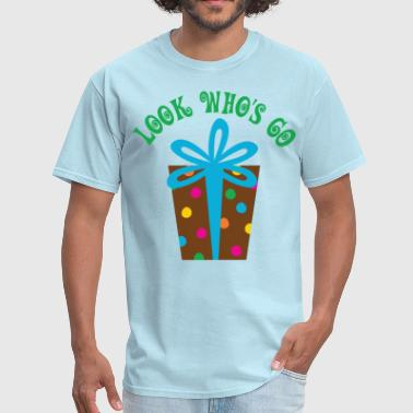 60th Birthday Gift Funny - Men's T-Shirt