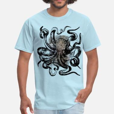 Tentacles Octopus - Men's T-Shirt