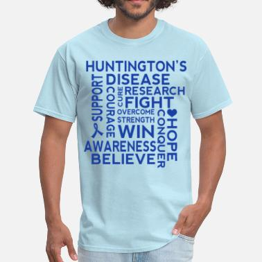 Huntingtons Disease Huntingtons Disease Walk - Men's T-Shirt