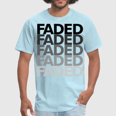 FADED - Men's T-Shirt
