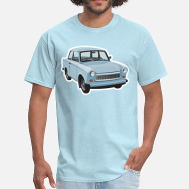 Trabant Trabi 601 illustration - Men's T-Shirt