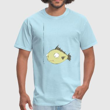 Hooked - Men's T-Shirt
