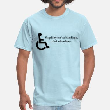 7a4016d2 Shop Handicap Funny T-Shirts online | Spreadshirt