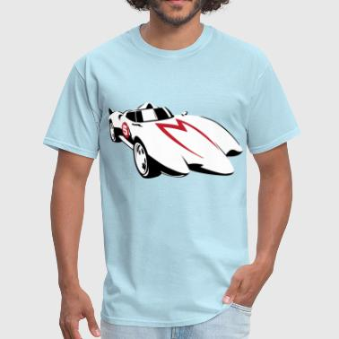 Racer SKYF-01-031 speedracer machgogogo - Men's T-Shirt