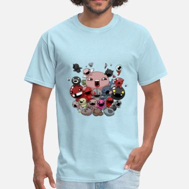 The Binding Of Isaac Collection Of Isaacs - Men's T-Shirt