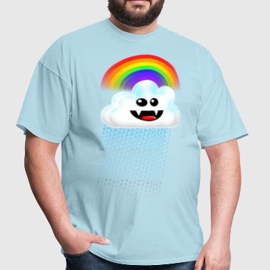 RAINBOW CLOUD - Men's T-Shirt
