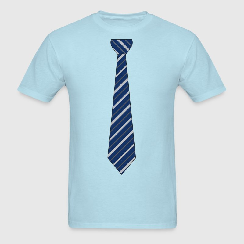 Neck Tie - Men's T-Shirt