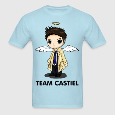 Team Castiel (light) - Men's T-Shirt
