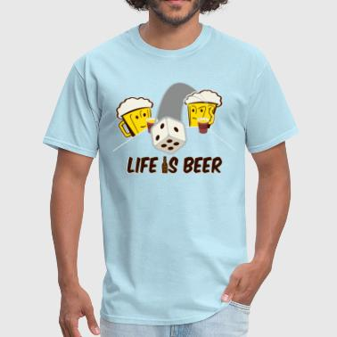 Beer Die Beer Die - Men's T-Shirt