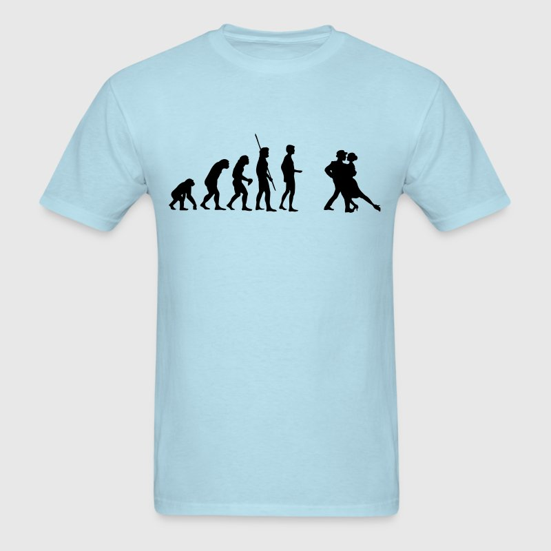 Evolution Dance - Men's T-Shirt