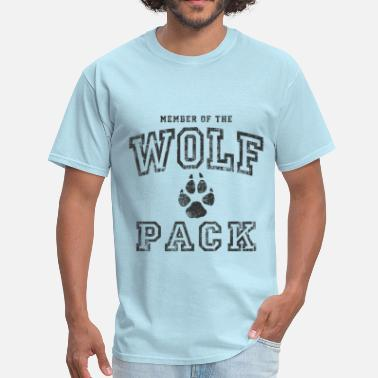 The Hangover 2 Movie Wolf Pack - Men's T-Shirt