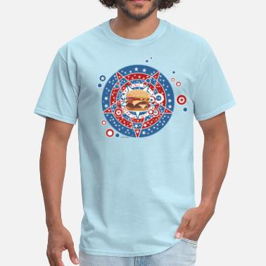 The Olympic Games Olympic Games Burger USA - Men's T-Shirt