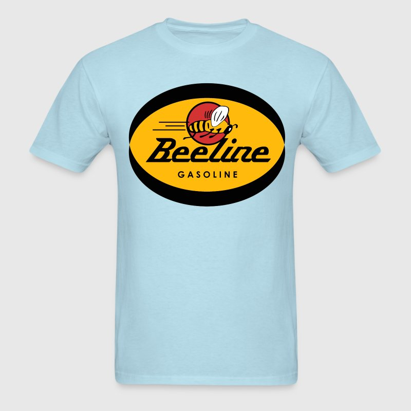 Beeline Gasoline - Men's T-Shirt