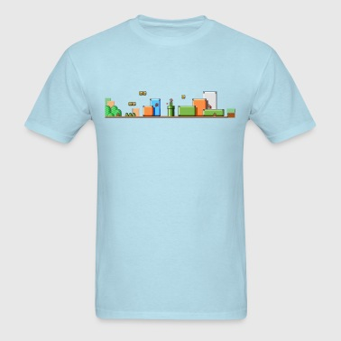 Super Mario - Men's T-Shirt