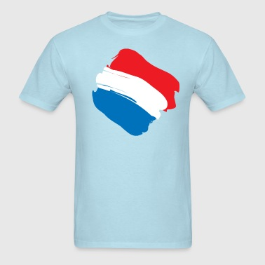 Flag of Netherlands - Men's T-Shirt