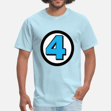 Four 4 - Men's T-Shirt