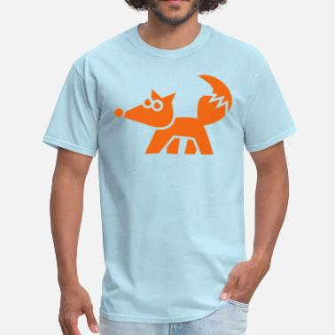Sexpot funky fox FOXY - Men's T-Shirt