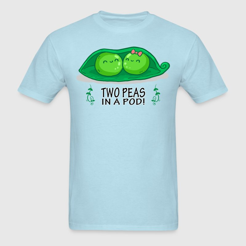 Two Peas in a Pod! - Men's T-Shirt