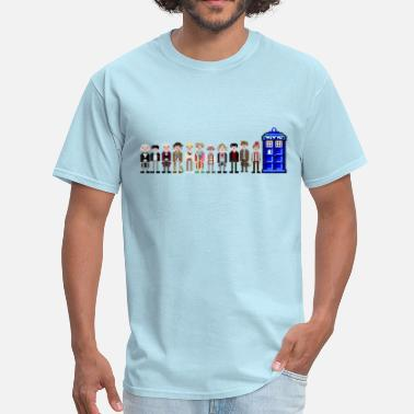Time Lord Lords of Time - Men's T-Shirt