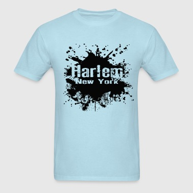 Harlem New York  - Men's T-Shirt