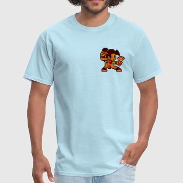 Pixelfighter ButterflyfanGirl - Men's T-Shirt