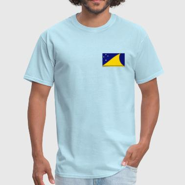 Tokelau Flag - Men's T-Shirt