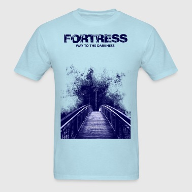 FORTRESS TO THE DARKNESS - Men's T-Shirt