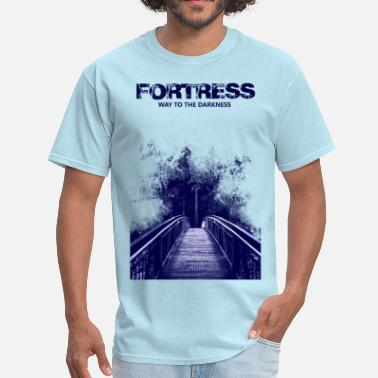 Fortress FORTRESS TO THE DARKNESS - Men's T-Shirt