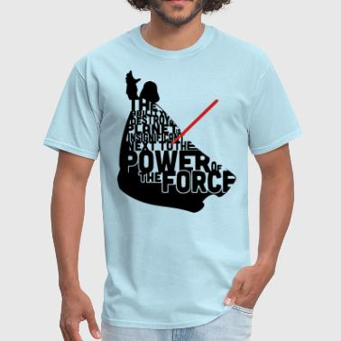 Galactic Empire Quotes Darth Vader in quotes  - Men's T-Shirt