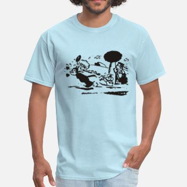 Krazy Pulp Fiction – Krazy Kat  - Men's T-Shirt