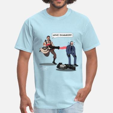 Team Fortress 2 Don't disguise as Heavy - Men's T-Shirt